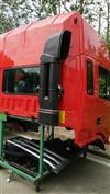 JAC安徽江淮格尔发重卡A5L驾驶室总成格尔发事故车驾驶室价格