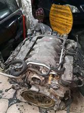 04奔驰S500发动机总成原装进口拆车件/04奔驰S500发动机总成原装进口拆车件