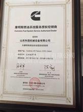 南宁矿卡TR100燃油泵2872940中国重汽燃油喷射系统有限公司 /矿卡TR100