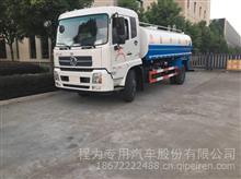 湖北程力汽车国五东风天锦12-15吨绿化喷洒车(洒水车配置价格)/CLW5162GPSD5
