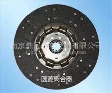 金龙客车宇通东风一汽430推式离合器片从动盘总成三级/1601Z36-130M