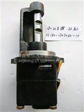法士特变速箱双缸换挡气缸C09016-1/C09016-1