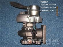 东GTD增品牌 cummins-ISDe2.8发动机HE211W turbo Assy:2842804;/Cust:2836258;2840685