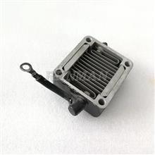 适用于Cummins纯正配件6BTAA加热器3972343东风153卡车进气预热器/3972343