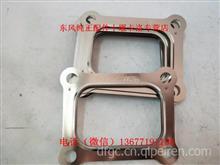 东风天龙大力神雷诺发动机双层增压器座垫密封垫/ D5010477438