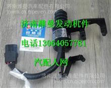 A9JG3-1115100B玉柴发动机熄火电磁阀断油电磁铁/A9JG3-1115100B