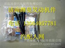 J0300-1005014玉柴6L曲轴皮带轮螺丝