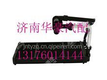 重汽豪沃T7H驾驶室暖风散热器总成铜水箱/AZ1664821025