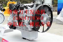 潍柴WP9H290E50国五发动机总成/潍柴中缸机 潍柴裸机 二手发动机