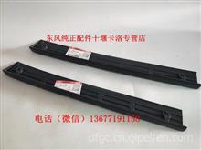 东风天龙大力神汽车保险杠装饰条胶条塑料脚踏板左中右/ 8406079-C0100