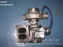 东GTD增品牌 潍柴WD615.87 HX50W新款高压力增压器 Assy:4051391;/Cust:VG1560118229;