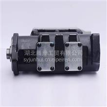 批发供应东风天龙L375 电控 双缸空气压缩机总成/3509LE-010