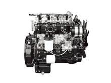 一汽解放轻卡4DX锡柴国五发动机总成/ 4DX23-120E5