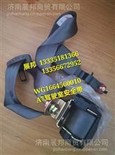 WG1664560010 重汽豪沃A7 驾驶室安全带/WG1664560010