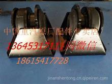 陕汽德龙M3000发动机后悬置减振垫后鸡爪垫 DZ95259590068/ DZ95259590068