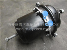 供应中国陕汽德龙F3000桥配件膜片式弹簧制动气室/DZ95189363001
