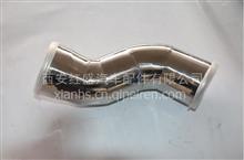 供应中国陕汽德龙F3000车身附件中冷器进气管三/DZ9112531404