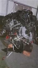 2010路虎发现43.0柴油发动机进口货拆车件/路虎发现43.0柴油发动机进口货拆车件