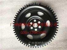 【5259981】适用于福田康明斯 ISF3.8发动机原装风扇皮带轮总成/5259981