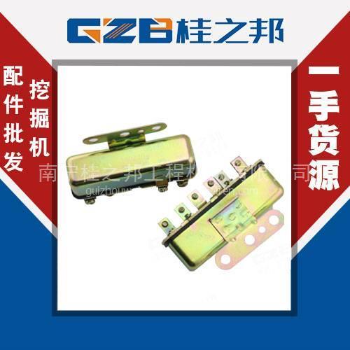 福田雷沃fr60挖机启动复合继电器大全 160220