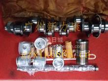 小松6D140 6D170发动机连杆活塞活塞环组件/6D140 6D170