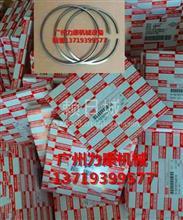 五十铃6UZ1发动机连杆活塞活塞环组件/6UZ1