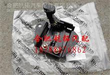 欧曼汽车原厂配件gtl 前翻转盖板锁体总成 h4面板锁/欧曼瑞沃全车配件图片