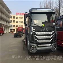 拉150挖机的拖车江淮K5挖机拖车/DLQ5161TPBY5