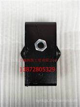 东风超龙客车货车玉柴发动机前悬置胶垫/1001025-D1