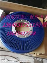 原厂潍柴WP12发动机曲轴硅油减震器总成612630020203/612630020203