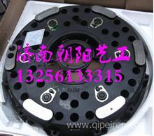 重汽420离合器压盘及盖总成/重汽420离合器压盘及盖总成