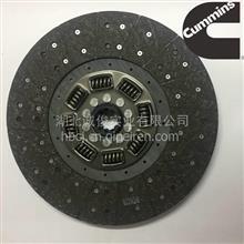 东风康明斯发动机离合器从动盘总成395MM离合器片 5399705/5399705