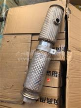 1203420-X0101东风天锦消声器后进气管总成 - 带保温功能/1203420-X0101