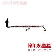 JAC江淮格尔发汽车配件 K7跨越美驰后桥摩擦片磨损传感器总成/格尔发事故车驾驶室批发价格