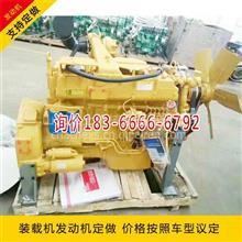 潍柴WP10NG330E40天然气发动机 重卡铲车243kW燃气动力/铲车发动机