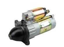 福田奥铃柴油机4100发动机配件汽车减速起动机/QDJ2519-P