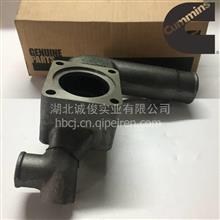 西安康明斯M11发动机配件节温器座壳体总成3406883X/3406883X