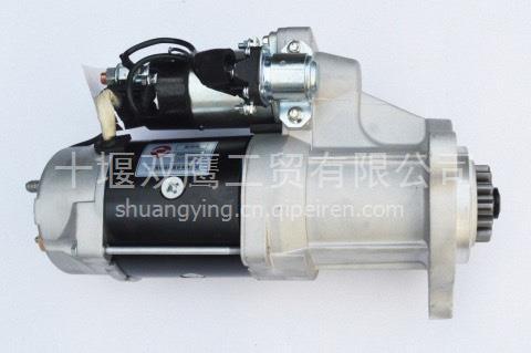 供应上柴12缸发动机S00004889+01 起动机 112718F00026 马达/S00004889+01   112718F00026