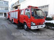 五十铃消防车 3.5吨五十铃水罐消防车 JDF5070GXFSG20Q泡沫消防车/JDF5070GXFSG20Q