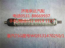 重汽T5G原厂转向助力缸、动力缸WG9131470250/WG9131470250