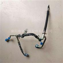 东风多利卡玉柴发动机油管回油管总成/玉柴回油管