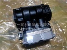 西安康明斯ISM11发动机原装康明斯双缸空气压缩机总成/4974668X/4974668X