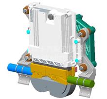 华菱汉马动力发动机控制单元/618DA1026001A/618DA1026001A