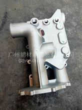 北汽福田康明斯ISG11/ISG12发动机机油冷却器芯盖/3696232F/3696232F