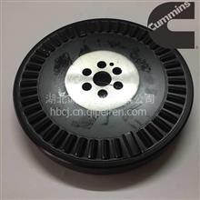 东风康明斯ISDE发动机配件曲轴扭振减震器5268643/4991131/4991131