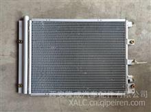陕汽重卡德龙新M3000冷凝器总成DZ15221845033/DZ15221845033