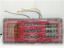 货车led 灯汽车超亮强光6D导光140-2电子后尾灯/6D导光140-2电子后尾灯