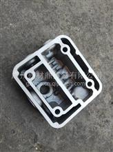 东风天龙天锦康明斯ISBE电喷发动机原装打气泵盖及阀板总成/4941224