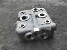 东风康明斯ISBE电喷发动机原装空气压缩机缸盖及阀板总成/4941224