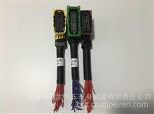 J6J6P解放大货车配件 一代底盘线束插头 通用线束插头 原厂
